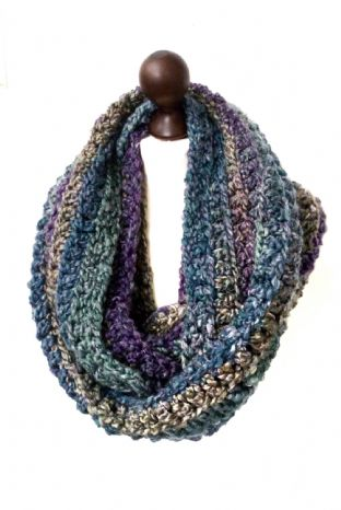 Heather Blanket Scarf